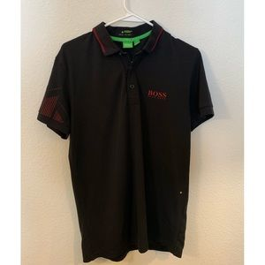 """Men's Hugo Boss """"Mositure Manager Polo"""""""